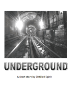 Cover of Underground story booklet