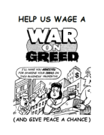 War on Greed